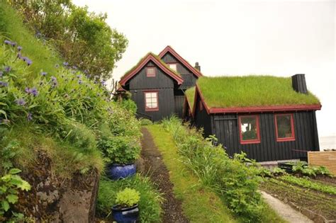 nordic home typical nordic village in faroe island 1 picture of