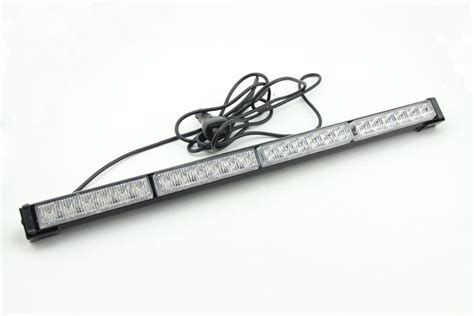 24in led light bar led strobe warning lights gaojian led co ltd