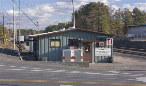 norfolk southern depot east durham open durham