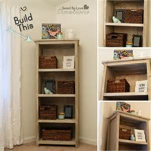 diy bookshelves for how to build a diy reclaimed wood bookshelf