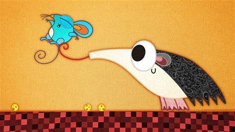 cbeebies patchwork pals series  patchwork anteater