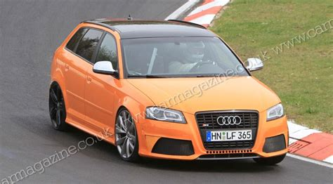 Audi Rs3 Plus by Audi Rs3 Coming In 2010 Plus 2011 A3 Range Revealed Car