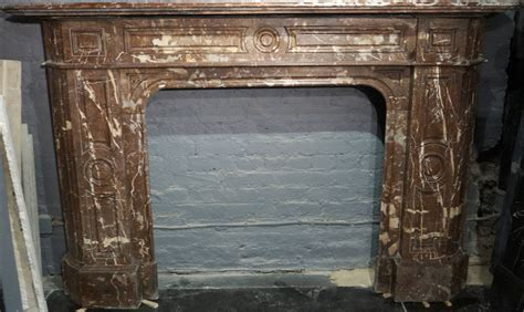 royale marble fireplace surround for sale