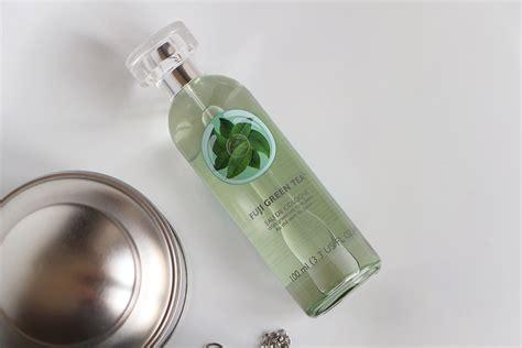 Parfum Fuji Green Tea Shop lodoesmakeup beaut 233 187 archive 187 la nouvelle