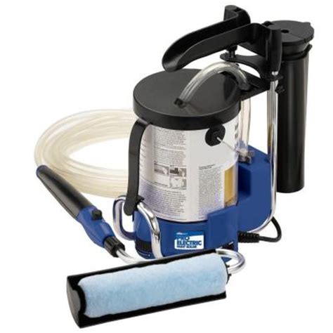 home depot paint rollers homeright pro electric paint roller c800804 the home depot