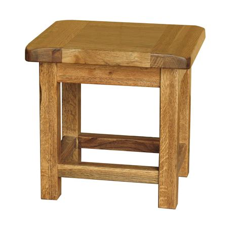 small side table country oak small side table realwoods