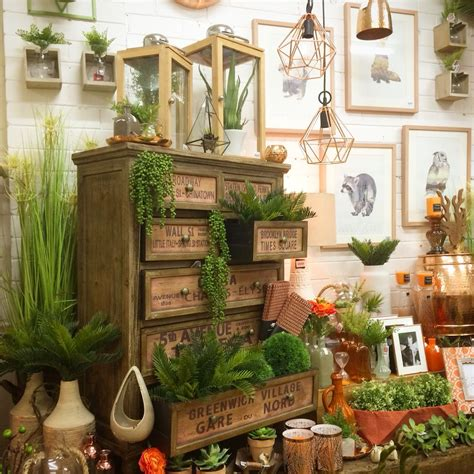 Shop For Home Decor by Orange And Copper Shop Display Home Decor Interiors