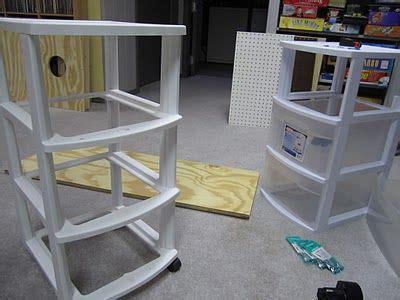 diy sterilite drawer desk cool classroom organization