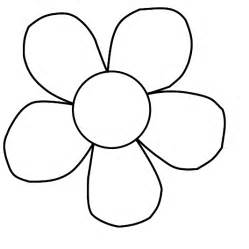 daisy template printable clipart best