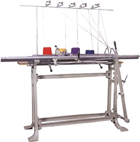 handheld knitting machine flat knitting machine in industrial area a