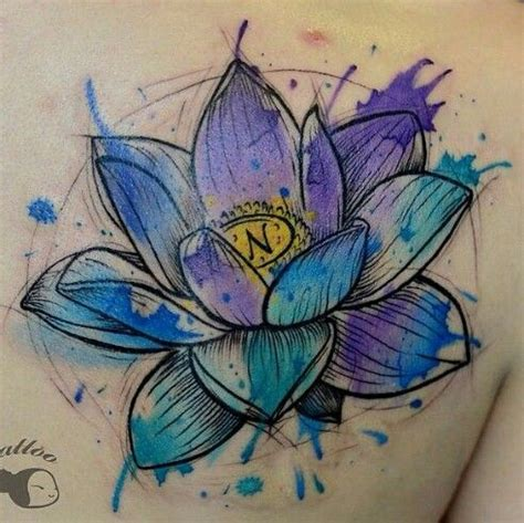 black lotus tattoo grand opening 25 best ideas about watercolor lotus on pinterest