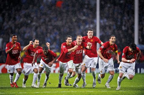 Jersey Manchester United Moskow 2008 manchester united quiz how well do you remember the