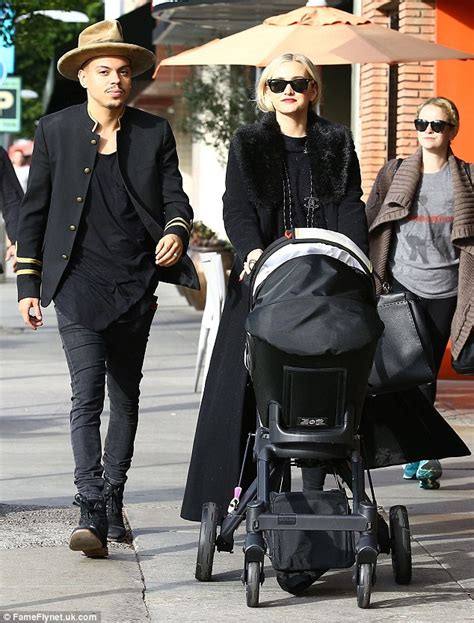 Jess And Ashlee Inseperable by Ashlee And Evan Ross Dote On Their During