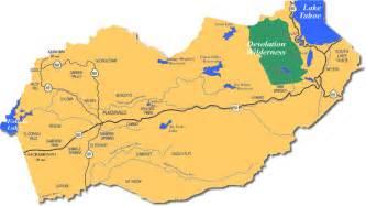 el dorado county map california el dorado county wikis the wiki