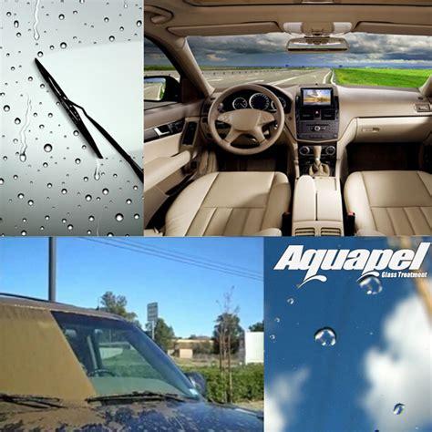 Aquapel Glass Treatment 1 Pcs tratament parbriz hidrofob anti ploaie aquapel profesional