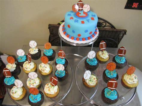 sports themed birthday decorations 1st birthday sports theme jaxson birthday ideas