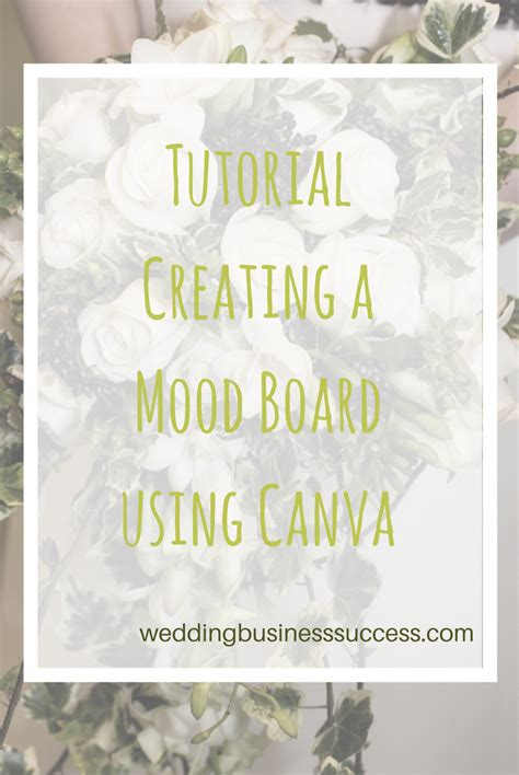 canva moodboard how to create a mood board in canva tutorial