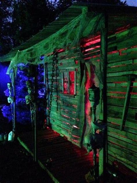 backyard haunted house ideas best 20 yard haunt ideas on pinterest halloween