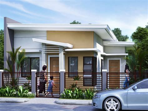 Small Affordable House Plans Granville Iii Subdivision Economic And Socialized Housing