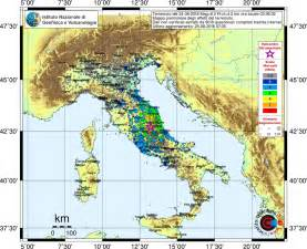 earthquake map devastating deadly earthquake in rieti italy at least