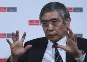 governor of bank of bank of japan is losing its bark and bite governor