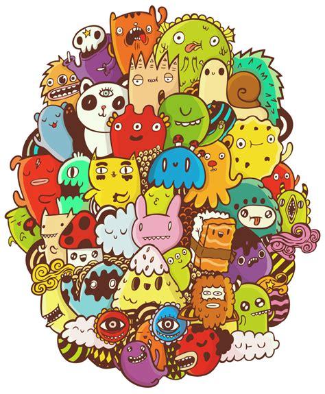 doodle untuk pemula dunia seni cara membuat doodle untuk pemula