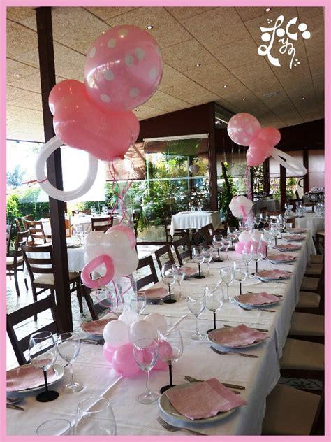 decoracion con globos bautizo ni 209 o restaurante sporting valencia azul eleyce eventos valencia decoraci 243 n con globos de un bautizo eleyce