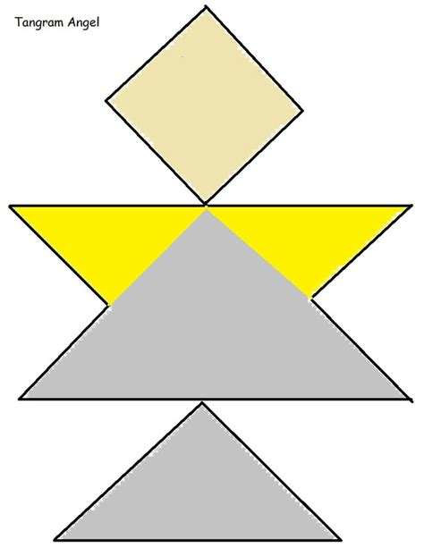 printable christmas tree tangram tangram designs printable clipart best