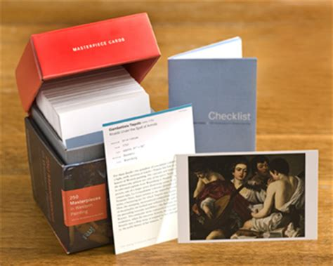 printable art history flashcards new card system helps you learn art history
