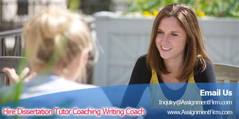 dissertation writing coach hire dissertation tutor coaching writing coach for