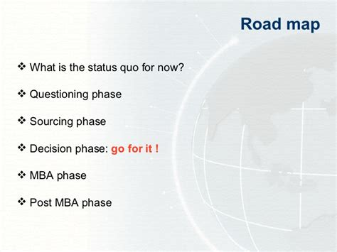 Mba Status by Ready Fro An Mba