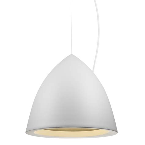 Pendant Light White Nordlux Mystic 33 Metal Ceiling Pendant Light White