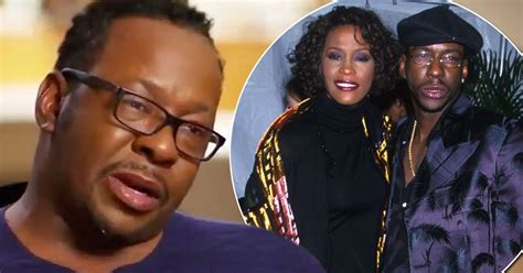 Houston Wants Divorce With Bobby Brown Asap by Bobby Brown Claims Houston Introduced Him To