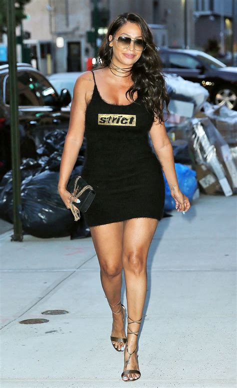 Dress La lala anthony s fuzzy wang dress is strictly