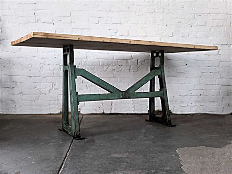 tischbeine industrial vintage industrie tisch works berlin restauriert und
