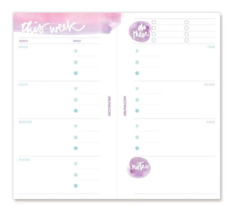 free printable weekly planner a5 10 best p p p planners images on pinterest planner ideas