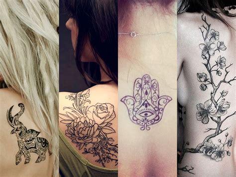 imagenes tatuajes mujeres espalda tatuajes para la espalda en mujeres fotos actitudfem