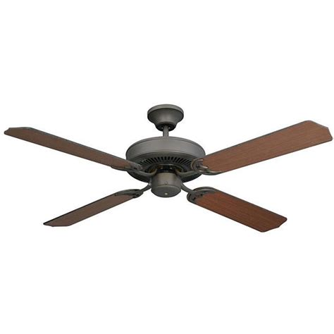 overstock com ceiling fans transitional rubbed bronze ceiling fan overstock com