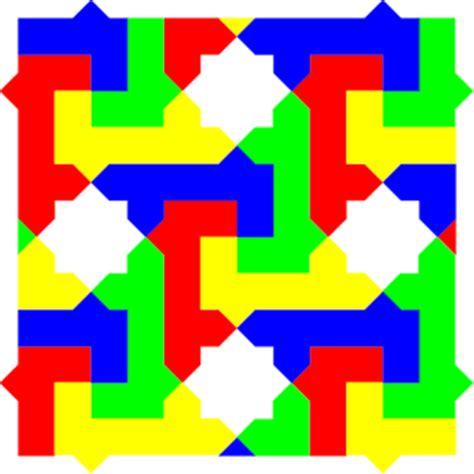 pattern using 2d shapes gordon coale weblog entry 12 03 2001