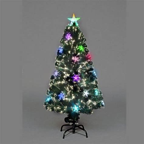 christmas tree stand tesco buy 4ft cosmos fibre optic tree from our trees range tesco