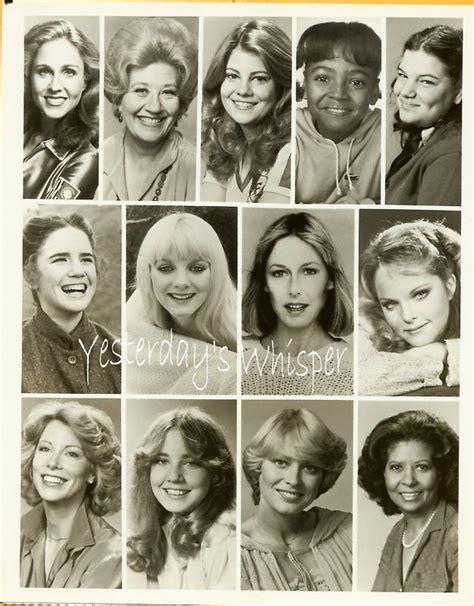 bona brothers hair show dana plato prime time 1980s tv show actresses b w photo
