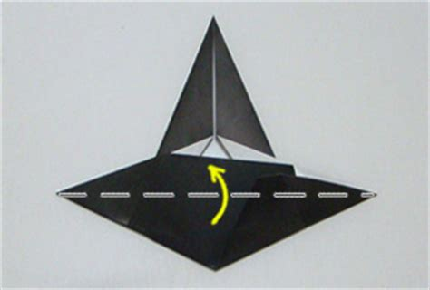 Origami Witch Hat - origami witch hat make origami