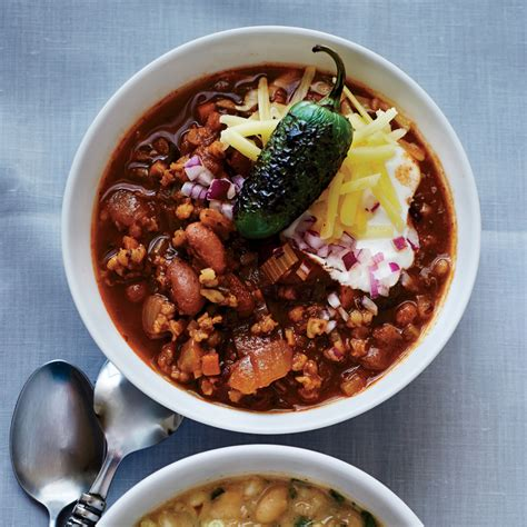 best cooking light recipes best chili recipes cooking light