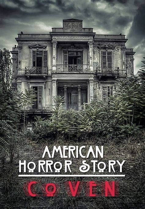 american horror story coven house american horror story coven posters 24 images church of halloween