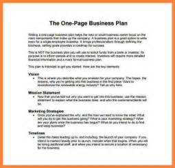11 example of business plan template bussines proposal 2017