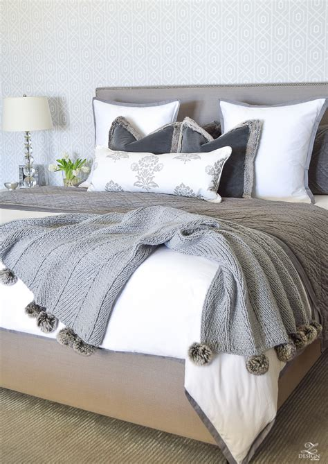 glamorous bedding 6 easy steps for making a beautiful bed zdesign at home