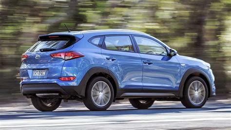 nissan tucson 2016 hyundai tucson active x review road test carsguide