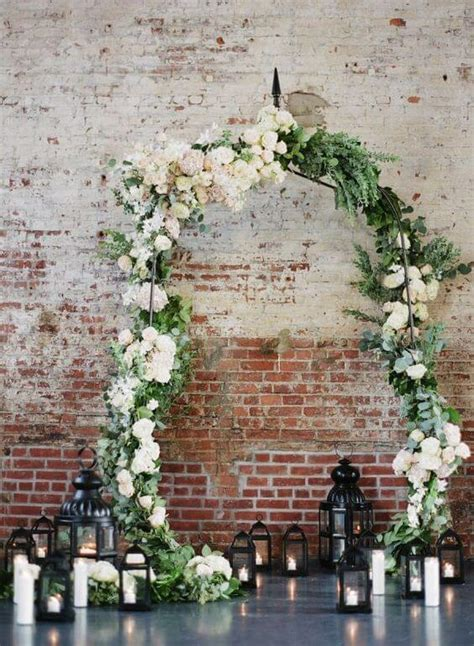 Wedding Arch Ireland by 10 Floral Ceremony Arches For Summer Weddings