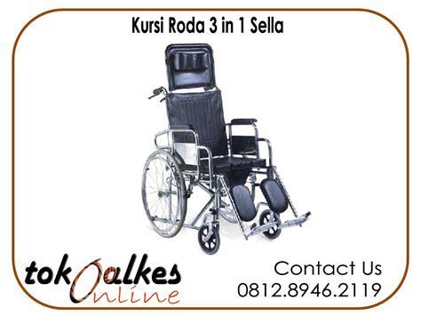 Kursi Roda Buat Orang Sakit pusat kursi roda bintaro toko alat kesehatan