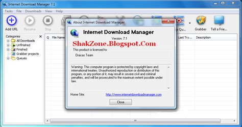 internet download manager free download the latest full version internet download manger idm 7 1 free download with